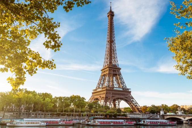 Der Eifelturm ist das wohl berühmteste Bauwerk in Paris. (#1)