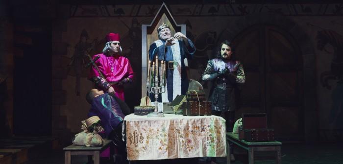 Robin Hood im Münchener Residenztheater