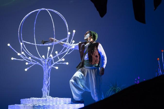 Premiere 08.11.2014 // Aladin (Rodrigo Porras Garulo)