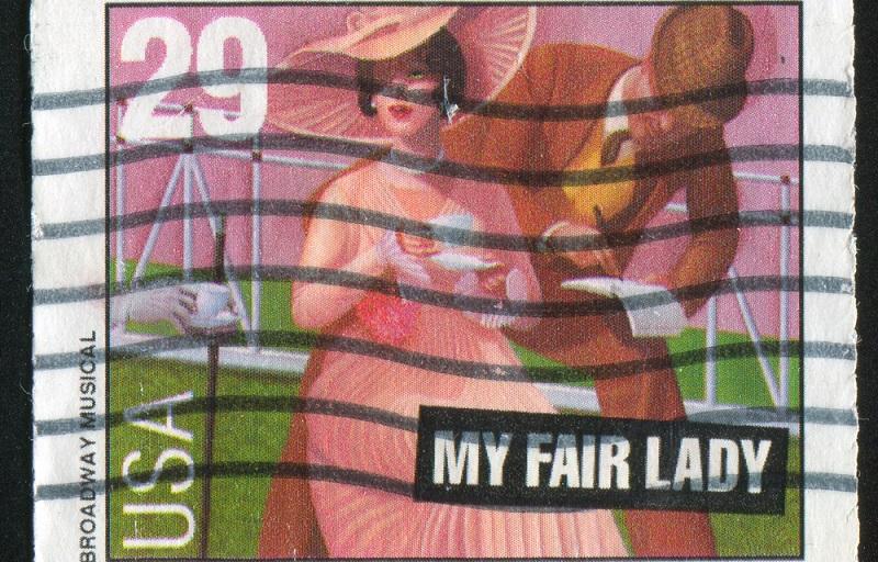 Das Musical My Fair Lady von Frederick Loewe zählt ebenfalls zu den Musical-Klassikern.